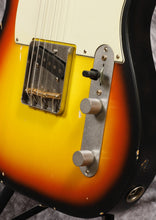 Load image into Gallery viewer, Nash T-63 3-Tone Sunburst Mint Pickguard