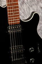 Load image into Gallery viewer, Sterling S.U.B. Series Axis in Black with White Body Binding - Mojo's Music