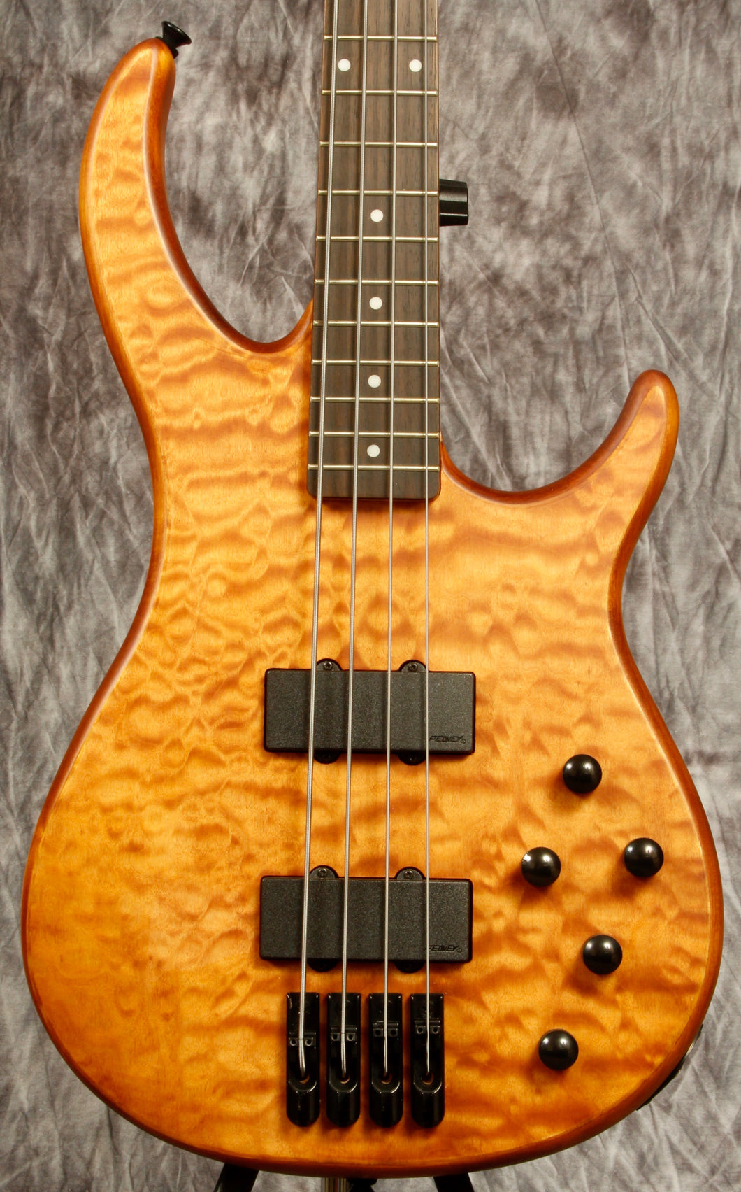 Peavey Millennium AC 4 Natural 4 String Bass Guitar