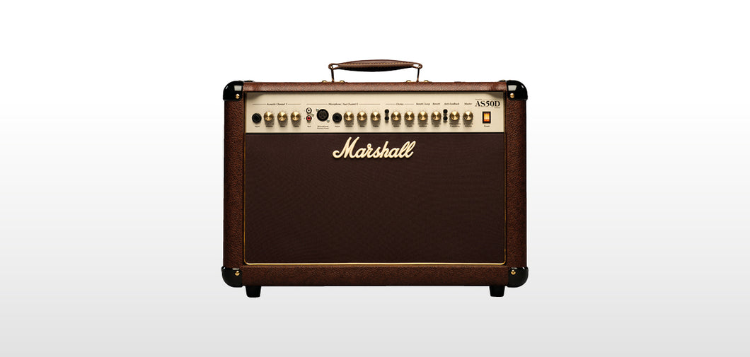 Marshall AS50D Acoustic Combo - Mojo's Music