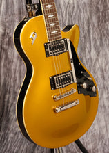 Load image into Gallery viewer, Duesenberg Guitars 59er Electric Guitar, Rosewood Fingerboard, Gold Top The 59er is a chambered solidbody, dual pickup, 22 fret electric guitar, featuring a solid arched top and a 647mm scale.