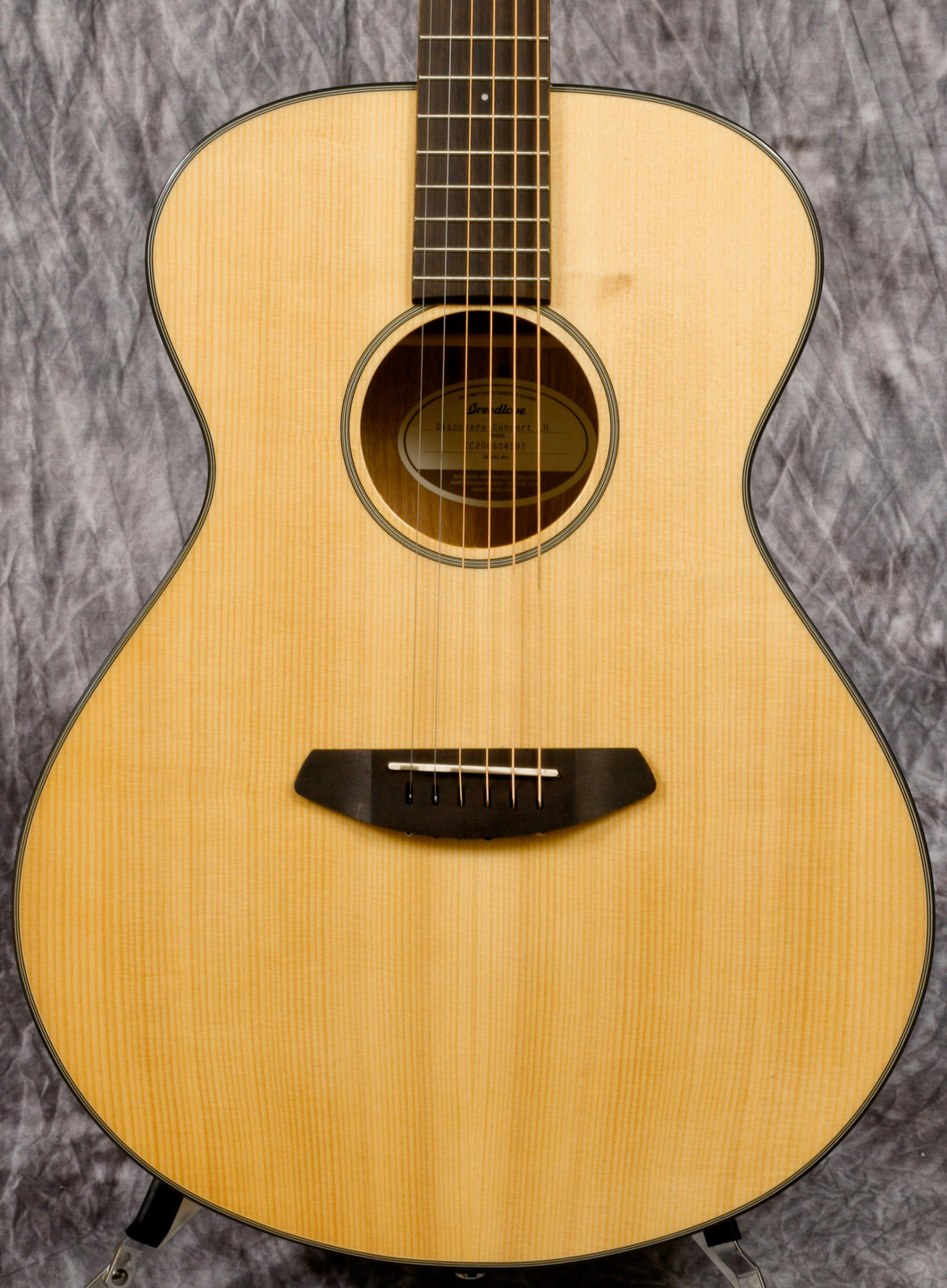 Breedlove Discovery Concert LH (Left-Handed) Sitka-Mahogany