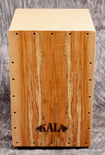 Load image into Gallery viewer, Kala Spalted Maple Cajon - Mojo's Music