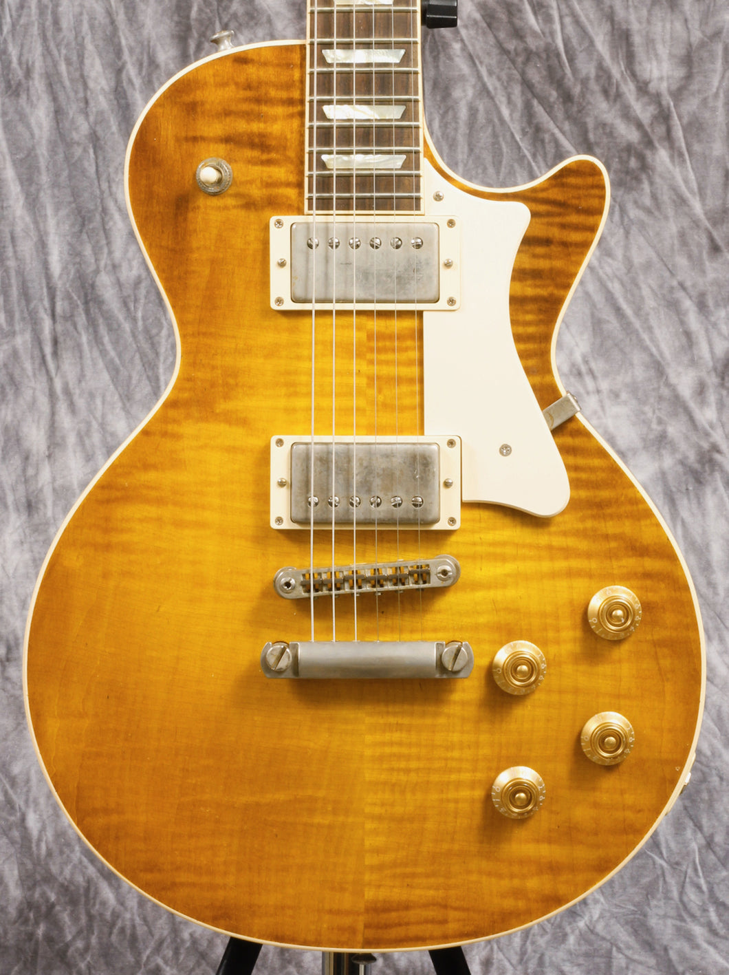 Heritage H-150 Artisan Aged Dirty Lemon Burst - Mojo's Music