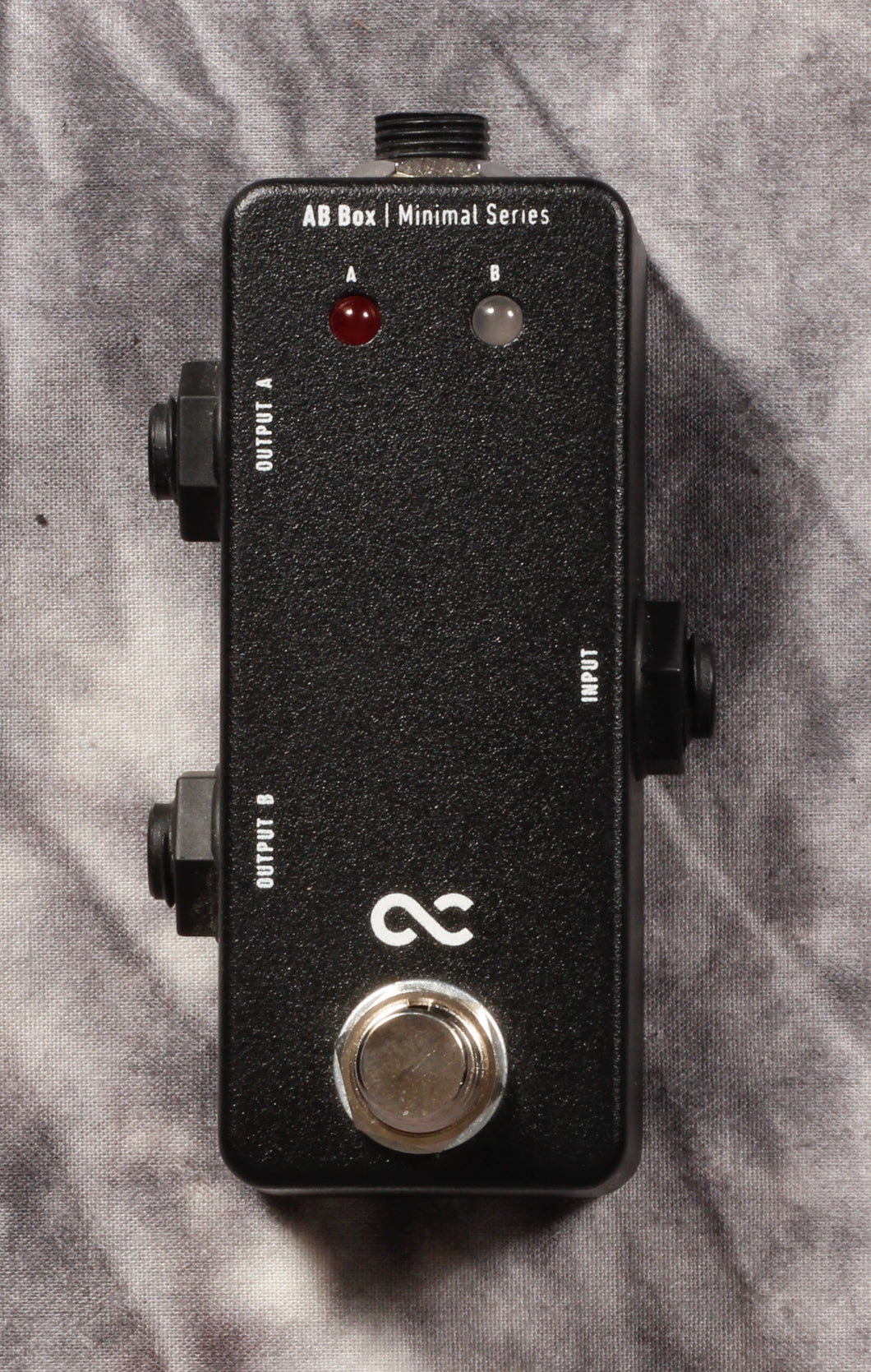 One Control Minimal Series A/B Box (USED)
