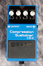 Load image into Gallery viewer, Boss CS-3 Compressor (USED)
