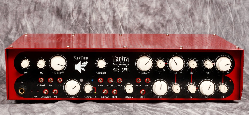 Sonic Farm Tantra (USED)