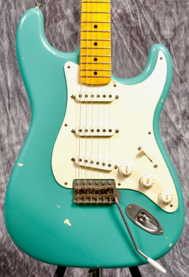 Nash S-57 Seafoam Green / Maple Fingerboard - Mojo's Music