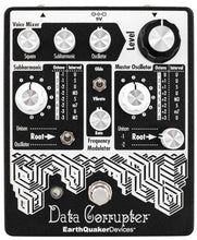 Load image into Gallery viewer, EarthQuaker Devices Data Corrupter Modulated Monophonic Harmonizing PLL