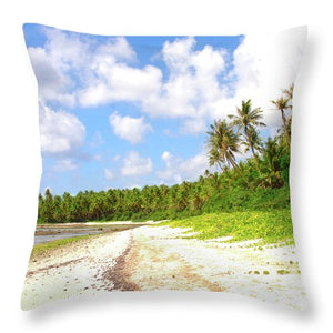 Open image in slideshow, Beautiful Beach - Throw Pillow