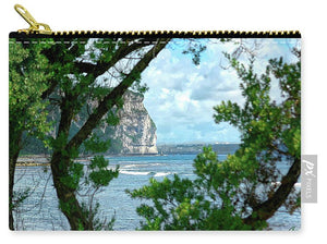 Open image in slideshow, Blue Through the Green - Carry-All Pouch