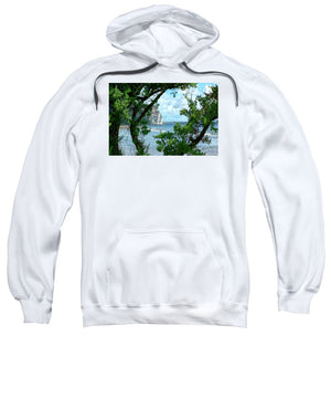 Open image in slideshow, Blue Through the Green - Sweatshirt