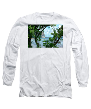 Open image in slideshow, Blue Through the Green - Long Sleeve T-Shirt