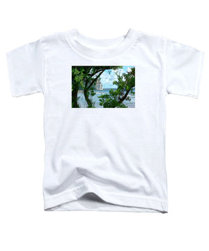 Open image in slideshow, Blue Through the Green - Toddler T-Shirt