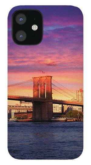Open image in slideshow, Brooklyn Bridge - Phone Case