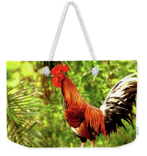Open image in slideshow, Good Morning - Weekender Tote Bag
