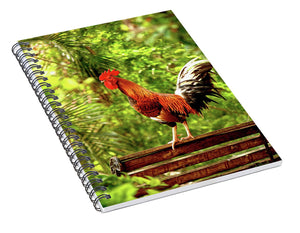 Good Morning - Spiral Notebook