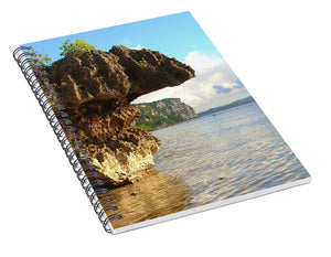 Guam Rock - Spiral Notebook
