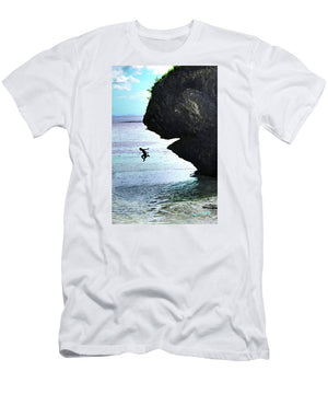 Open image in slideshow, Jumping In - T-Shirt