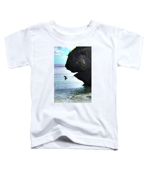 Open image in slideshow, Jumping In - Toddler T-Shirt