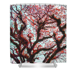 Open image in slideshow, Natural Connections - Shower Curtain