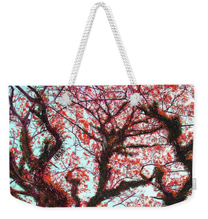 Open image in slideshow, Natural Connections - Weekender Tote Bag