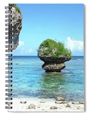 Open image in slideshow, Perfect Blue - Spiral Notebook