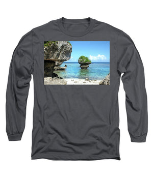 Open image in slideshow, Perfect Blue - Long Sleeve T-Shirt