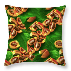 Open image in slideshow, Pugua - Throw Pillow
