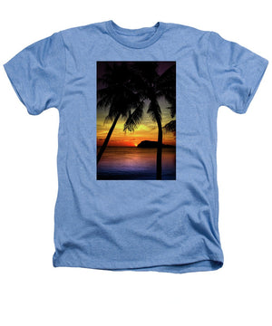 Open image in slideshow, Sunsets of Guam - Heathers T-Shirt