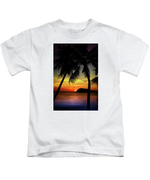 Open image in slideshow, Sunsets of Guam - Kids T-Shirt