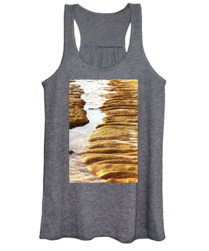 Open image in slideshow, Textured Sand - Women's Tank Top
