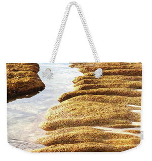 Open image in slideshow, Textured Sand - Weekender Tote Bag