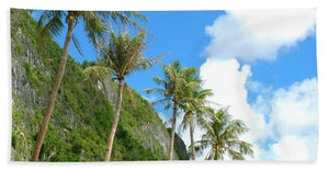Open image in slideshow, Tree Line - Beach Towel