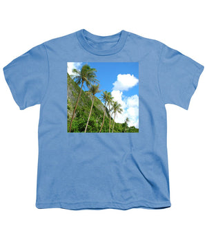 Open image in slideshow, Tree Line - Youth T-Shirt