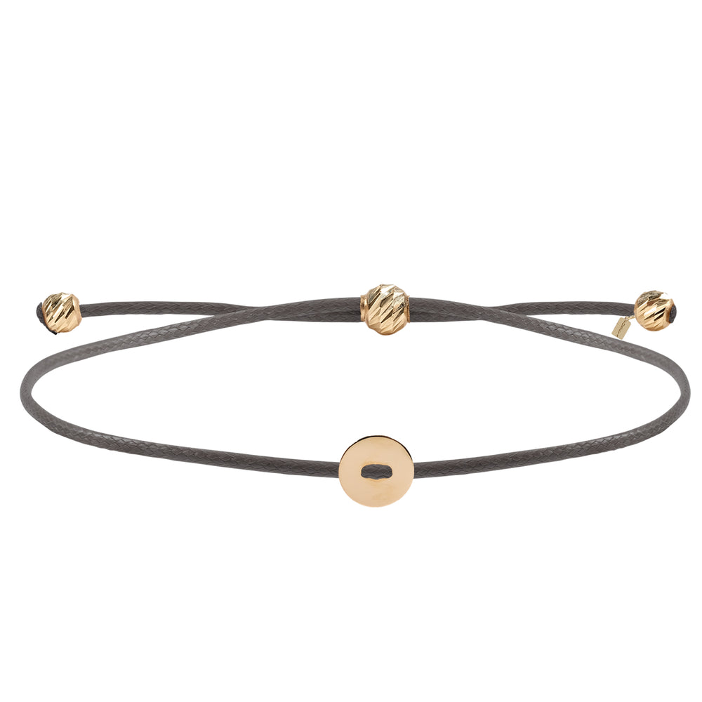Minimalist Cute Big Star And Two Little Star Gold Plated 925K Silver Bracelet