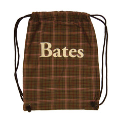 Plaid Flannel Back-Sack Bag (3 Color Combinations)