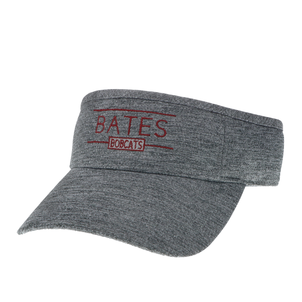 Bates Bobcats Cool-Fit Adjustable Visor