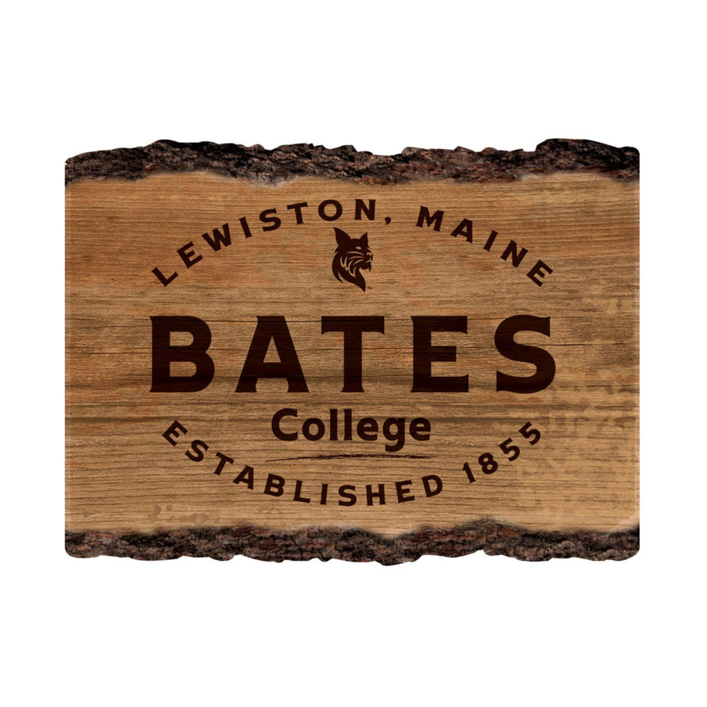 Bates College Est. 1855  Canvas Art