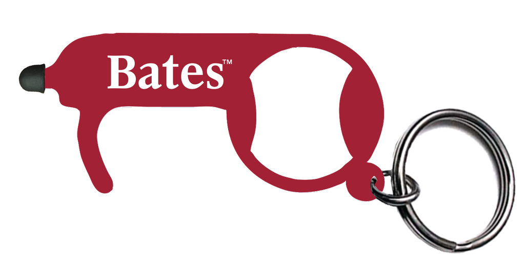 Bates Multi-Use No-Touch Key Chain