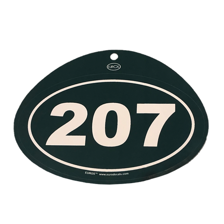 207 Decal