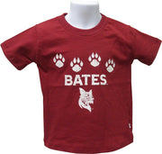 Toddler Bobcat And Paws T-Shirt