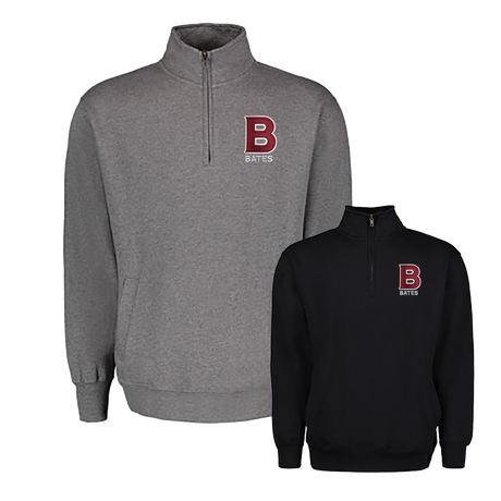 Classic 1/4 Zip Pullover - Two color Option