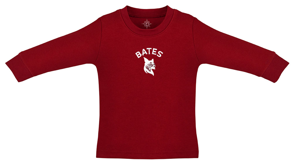 Long Sleeve Bobcat Tee (12 months to 4T)