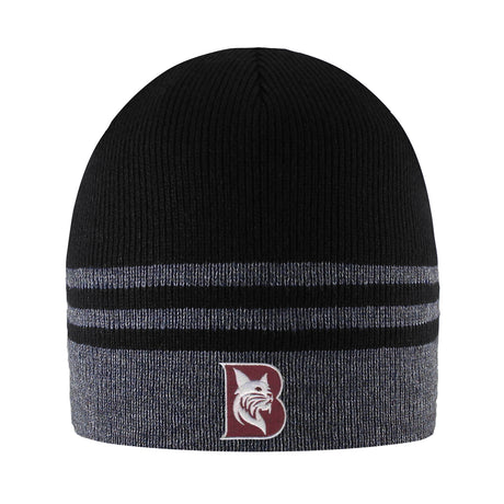 Bates Charcoal Winter Beanie Hat
