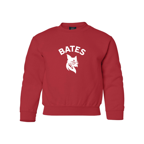 Youth Bobcat Crewneck Sweatshirt
