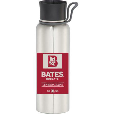 40 oz. Stainless Steel Thermos Bottle - Mugs, Waterbottles