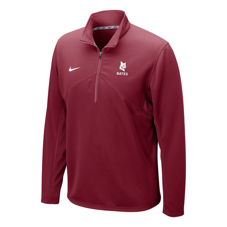 Nike Dri-Fit Training 1/4 Zip Maroon (Small Only)