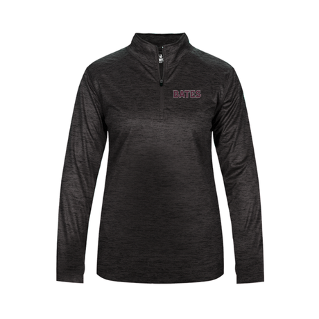 1/4 Zip Tonal Blend Ladies