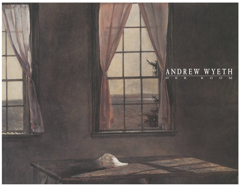 Andrew Wyeth: Her Room - Books, Museum Publications
